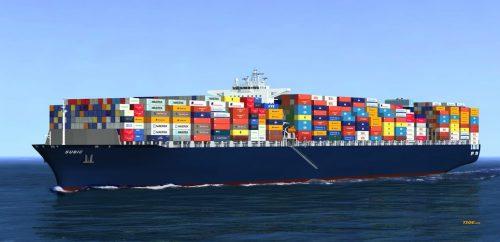 vận chuyển hàng hóa trung quốc bằng bằng đường biển