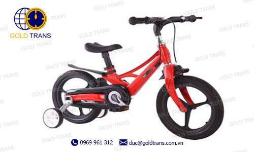 nhập khẩu xe đạp trẻ em